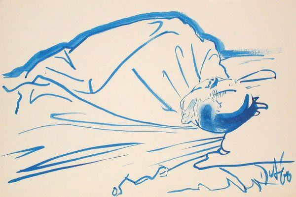 Brush & Ink, 1960: Jack